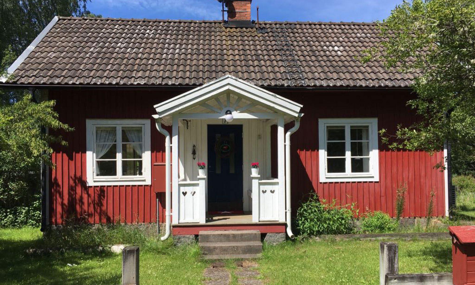 Ferienhaus in Smaland/Schweden